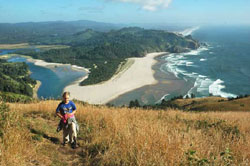 Cascade Head Hiking Trail