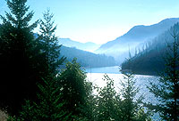 Detroit Lake © Photo courtesy of Willamette National Forest