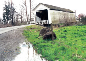 Gallon House Covered Bridge