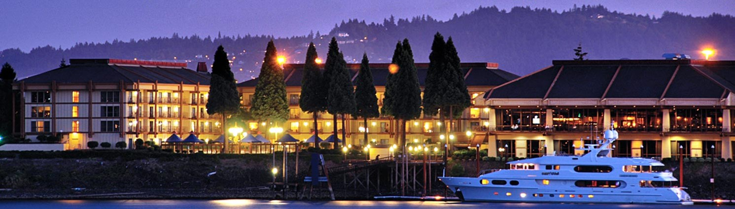 Red Lion Hotel On The River Jantzen Beach Portland Or