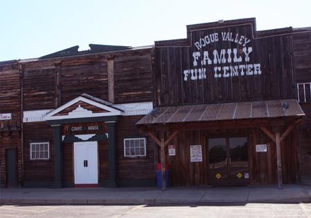 Rogue Valley Family Fun Center | Oregon com